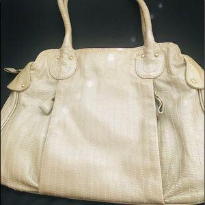 Michael Rome Designs Leather Should Bag